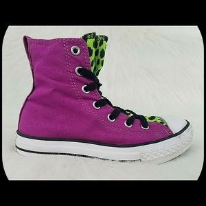 CONVERSE All Star Chuck Taylor Star Party Sneakers